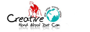 Creative Hand Nepal Logo