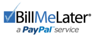 Bill Me Later Logo