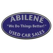Abilene Used Car Sales Logo
