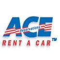 Ace Rent A Car Logo