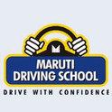 Maruti Driving School Logo