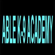 Able K-9 Academy Logo