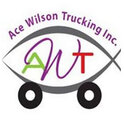 Ace Wilson Trucking Logo