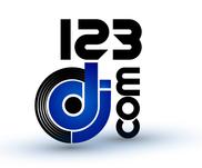 123DJ.com / Mini Max Electronics Logo