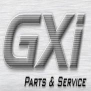 GXi Parts & Service LLC Logo