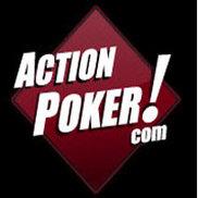 Action Poker Network Logo