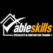 Able Skills Construction Training Logo