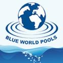 Blue World Pools Logo