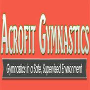 Acrofit Gymnastics Logo