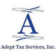 Adept Tax Services Logo