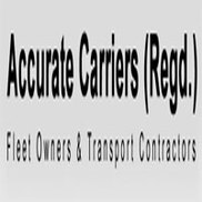 Accurate Carriers(Regd.) Logo