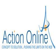 Action Online, LLC Logo
