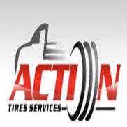 Action Tire Services Logo