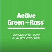 Active Green & Ross Logo