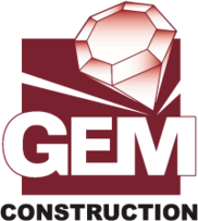Gem Construction Logo