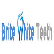 Brite White Teeth Logo