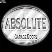Absolute Garage Doors Logo
