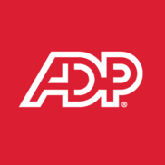 Automatic Data Processing [ADP] Logo