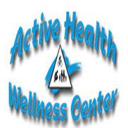 Active Health & Wellness Center Logo