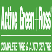 Active Green + Ross Logo