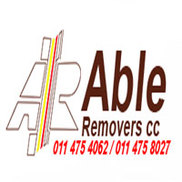 ABLE REMOVERS Logo