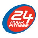 24 Hour Fitness USA Logo