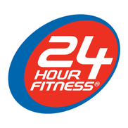 24 Hour Fitness USA Logo
