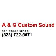 A & G Custom Sound Logo