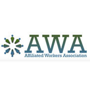 Affiliated Workers Association [AWA] Logo