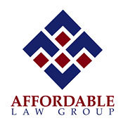 Affordable law group Logo
