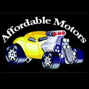 Affordable Motors Logo