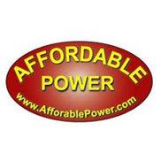 Affordable Power Logo
