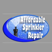 Affordable Sprinkler Repair Logo