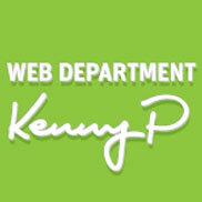 Affordable Web Design-Kenny P. Logo