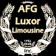 AFG Luxor Limousine Logo