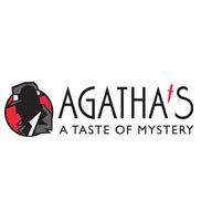 Agatha's- A Taste of Mystery Logo