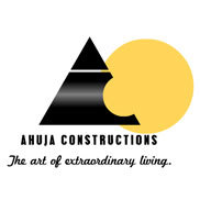 Ahuja Constructions Logo