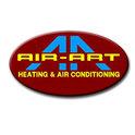 Air-Art Heating & Air Conditioning Logo