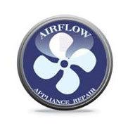 Airflow Appliance Repair Logo