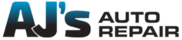 AJ's Auto Repair Logo
