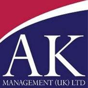 AK Management (UK) Limited Logo