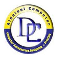 Al Daleel Computer Logo