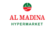 Al Madina Hypermarket Logo