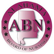 Alabama Board of Nursing Logo