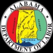 Alabama Department Of Labor Logo