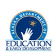 Alaska Dept. of Education & Early Development Logo