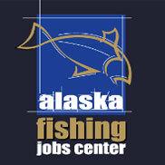 Alaska Fishing Jobs Center Logo