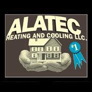 Alatec Heating & Cooling, LLC Logo