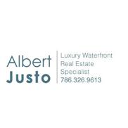 Albert Justo Logo