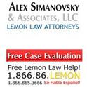 Alex Simanovsky & Associates, LLC Logo